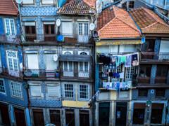 Daily life in Porto
