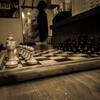 chess @ bar
