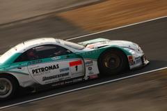 SUPER GT 2010合同テスト SC430 2