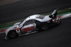 SUPER GT 2010合同テスト SC430 4