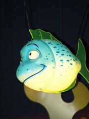 魚 左向き