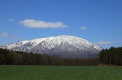 岩手山 【春】