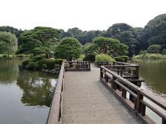 新宿御苑@日本庭園