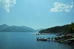 初夏の中禅寺湖3