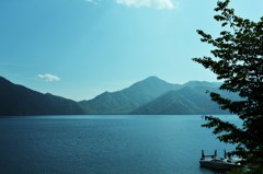 初夏の中禅寺湖2