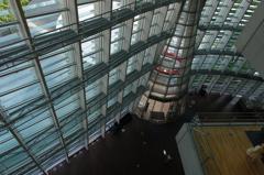 建物の曲線