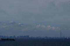 東京の空気
