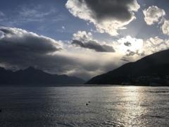 ワカティプ湖の夏