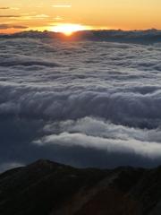 雲上の楽しみ