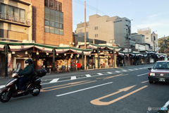 January 15, 2021 Shijo dori Kyoto
