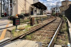 Sai, Across Keifuku Electric Railroad