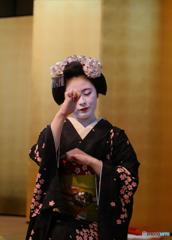 Maiko Mitsuki on stage #3