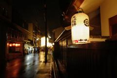 京都さるく夜行、新町通 大船鉾