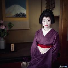 """Gion kobu geiko """"Ichiyuri"""""""