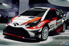 TMS2017 : TOYOYA YARIS WRC