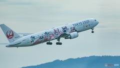 Fly for it Tokyo2020 V-LUX 5 ショット