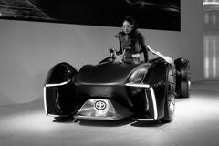 Ride on e-RACER, FMS2019
