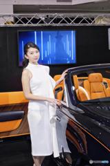 FMS2017 1st shot : Rolls-Royce Girl