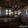 奈良ホテル 階段ホール