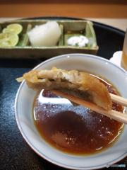 Kyoto Eat : 天ぷらでブレイク