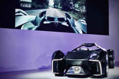FMS2019 : TOYOTA e-RACER (EV コンセプトカー )