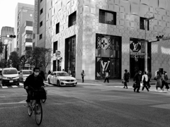 Ginza 2, Rambling with Leica VLUX