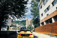 長崎市 クルマのある風景 2019 初夏