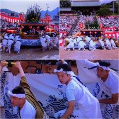 東古川町:川船