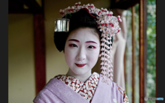 Gion Kobu district 2018 Debut Maiko