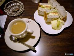 京都の朝は喫茶店で II