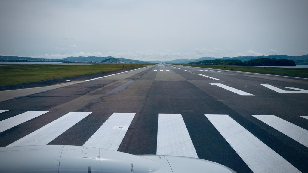 ready to fly ANA /NH 784