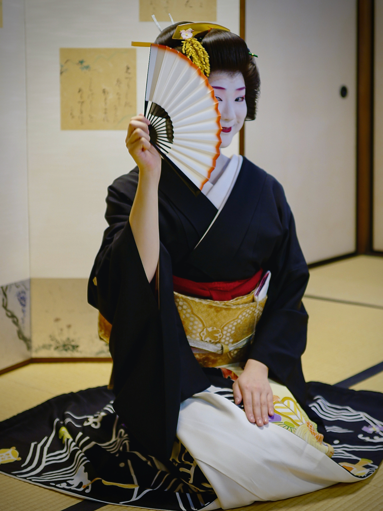Stay Home With Leica : Geiko Hinayu