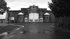 Ruin of a Nagasaki Prison