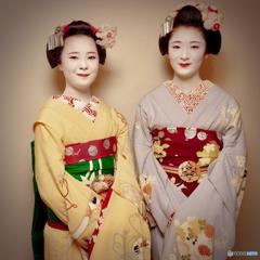 ふたり:令和元年デビュー舞妓