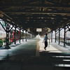 プレイバック 令和二年 七月:門司港駅、改札口