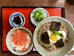 KYOTO EAT : 冷たいにしんそば