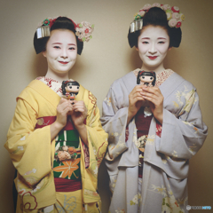 京都ポップ:舞妓ふたり