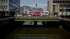 NAGASAKI SCAPE : 路面電車が走る街