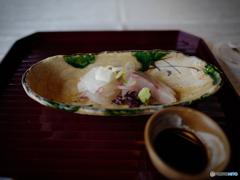 きょうとで何食べた?:令和元年 文月 下鴨、向附
