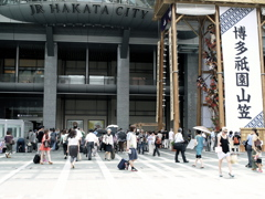 JR HAKATA Station : JULY 2012