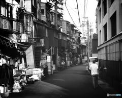 Salvage : DAIKOKU ICHIBA, Nagasaki City