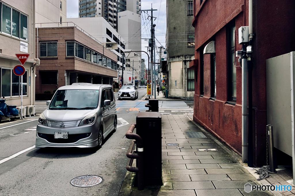 Dejima-machi, Rambling with an iPhone