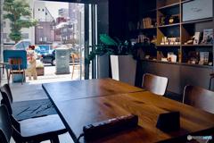 Cafe : HafH Café & Bar (ハフカフェ&バー) 2020