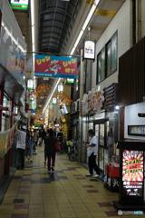 Osaka walking : じゃんじゃん横丁/南陽通商店街