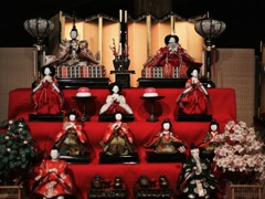 Re : Warehouse in Hina Doll