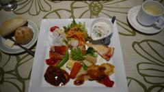 最近何食べた?:お箸で食べるフレンチ