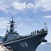今日フォト:海上自衛隊 護衛艦 ありあけ