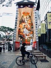 2018 博多祇園山笠 飾り山笠