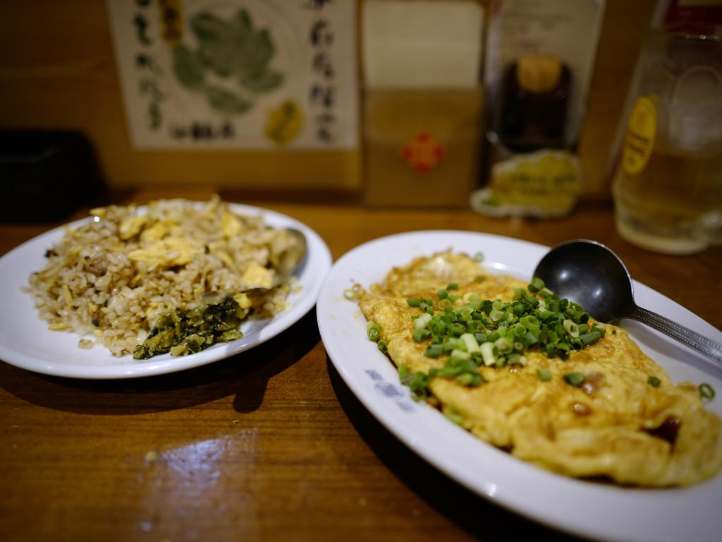 こういう時の台湾料理屋