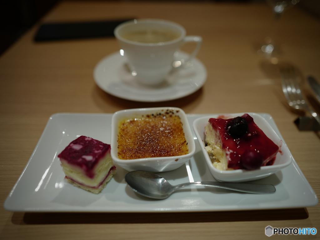 TOKYO EAT : ラ・メール・プラール